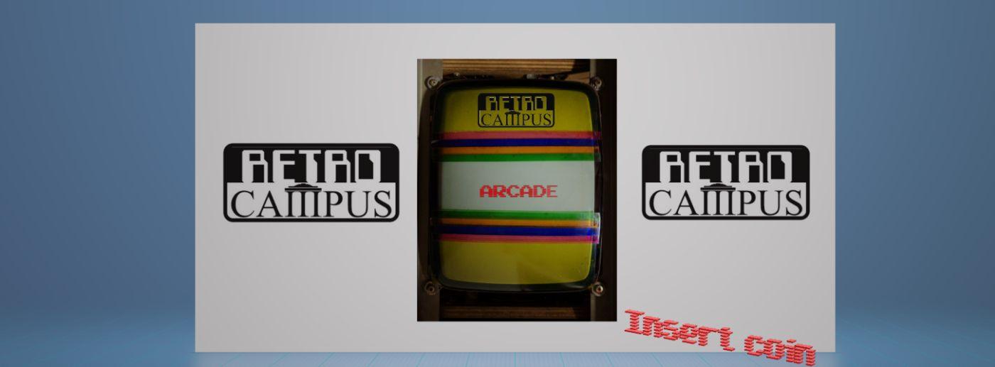 RetroCampus Arcade