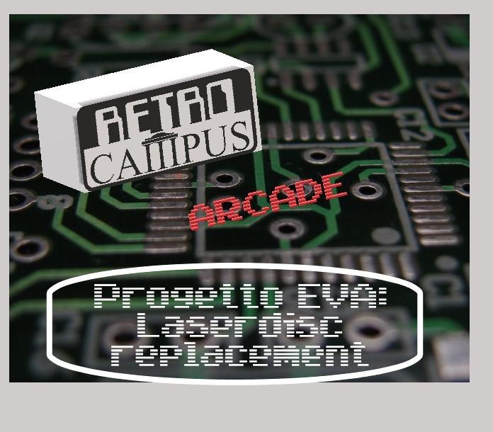 Progetto Eva: Laserdisc replacement